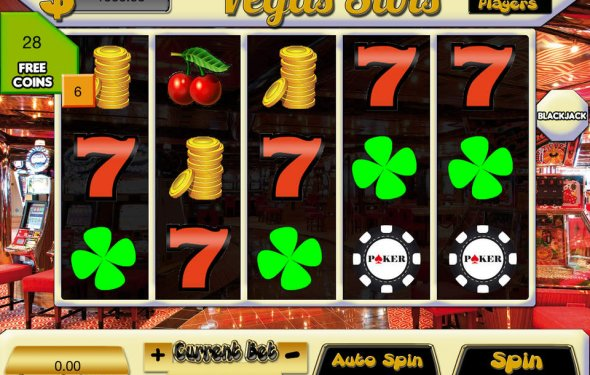 Ace Vegas Slots and Blackjack