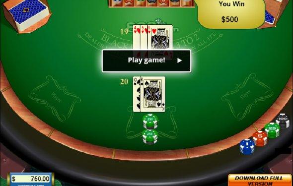 Trial Version of Casino s
