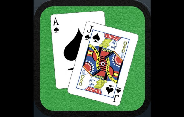 Black Jack Cheat Sheet on the