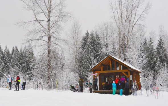 Black Jack Ski Club, Rossland