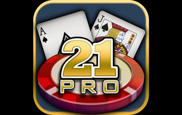 Blackjack 21 Pro on the App