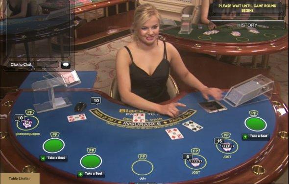 IPT NEWTOWN casino Black Jack