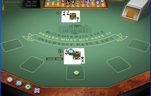 Free Blackjack Online - Free