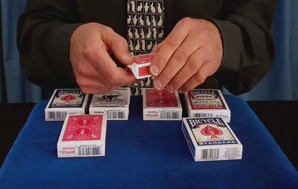 Blank Faces Card Deck - Fast