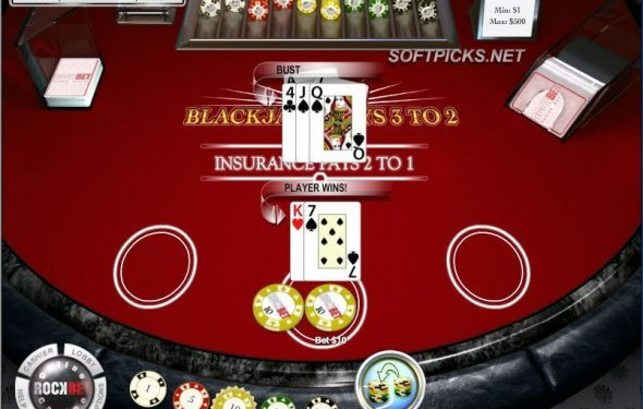Live dealer games for computer