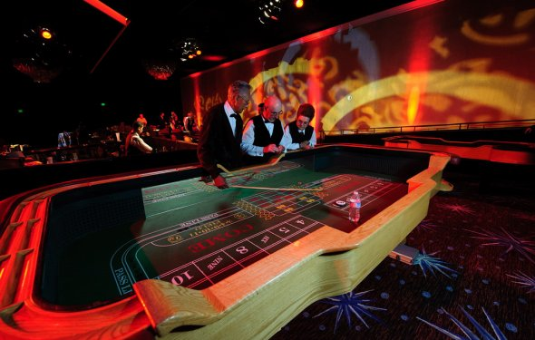 We can plan your next Casino