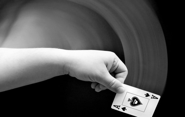 Dealing Cards in Slow