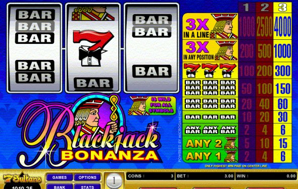 Blackjack for free