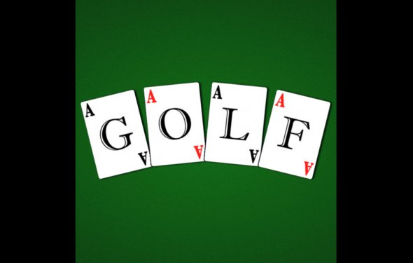 Golf Card Game HD on the App