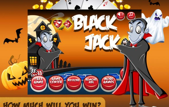 Halloween Blackjack HD - Trick