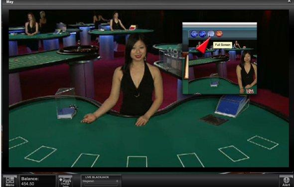 Blackjack dealer rules and