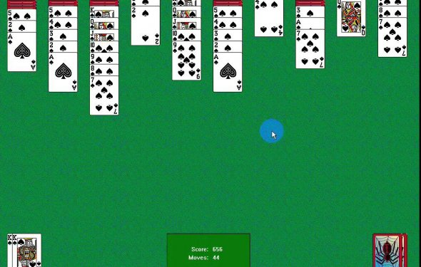 Most popular solitaire card