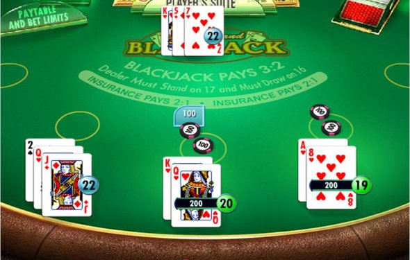 The world s greatest blackjack