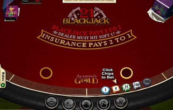 No Deposit Blackjack