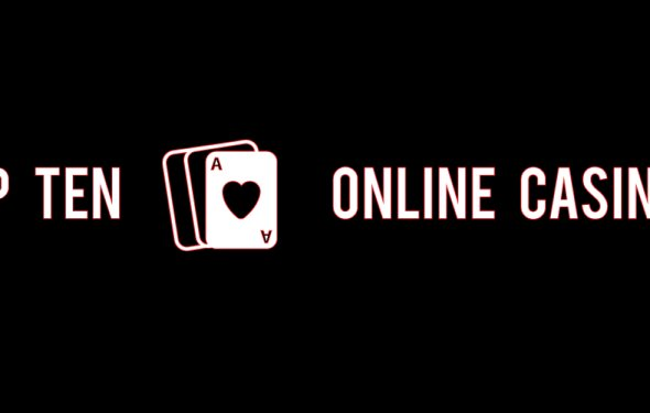 The Top Ten Online Casinos