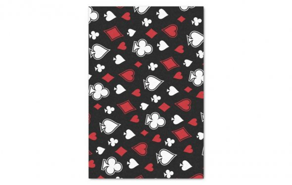 Poker Playing Cards 10 X 15