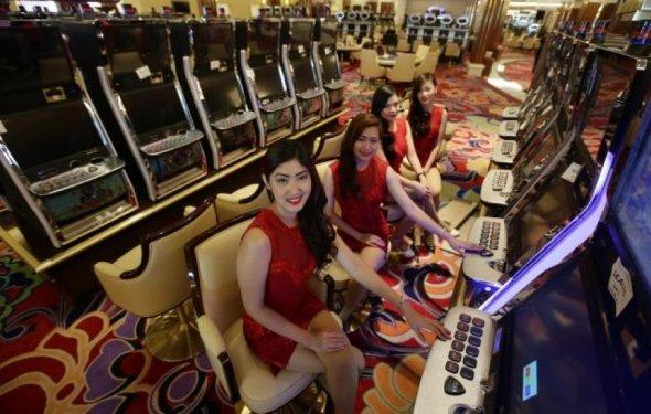 Casino job is a real winning