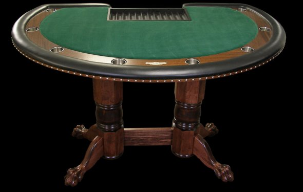 Stine Black Jack Table is