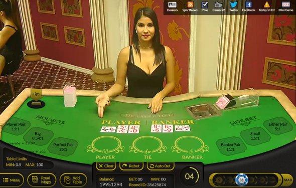 Types of blackjack dealer