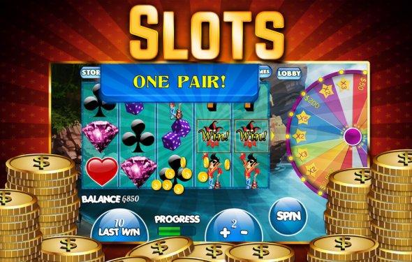 Vegas online casino has the