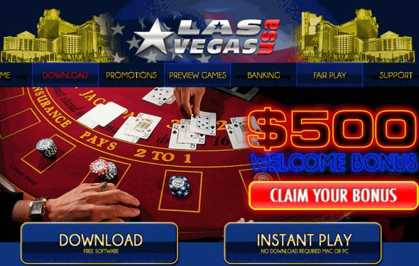 Vegas Casino USA offers great