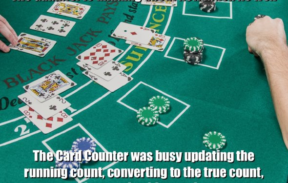 It s all Card-Counting