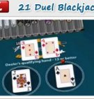 21 duel blackjack basic rules tips