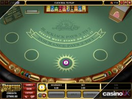 Atlantic City Blackjack Review