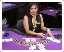 bet365 asian european live dealers