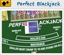 betfair perfect blackjack card game rules