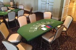 Black Jack - Las Vegas theme party