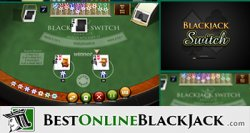 Blackjack Switch game variation