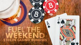 Blackjack Weekends