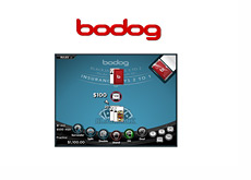 Bodog casino offers free practice mode blackjack on their website