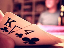 Card counting camouflage is used so blackjack card counters can't avoid detection by the casino.