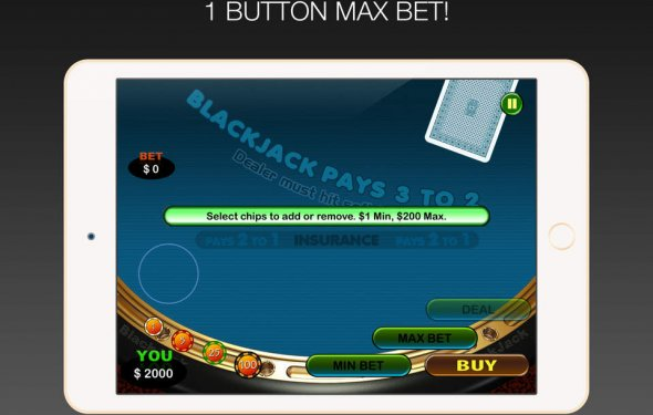 Las vegas blackjack odds by casino