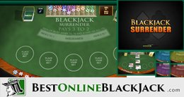 Check the Blackjack Surrender rules now