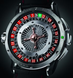 Christophe Claret 21 Blackjack Watch Revealed Watch Releases