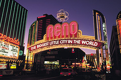 Downtown Reno Arch