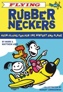 flying rubberneckers