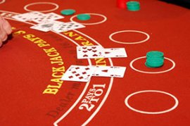 For 2-6 deck games, always try to play in casinos where dealer must stand on soft 17.