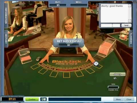 Play strip blackjack online free live