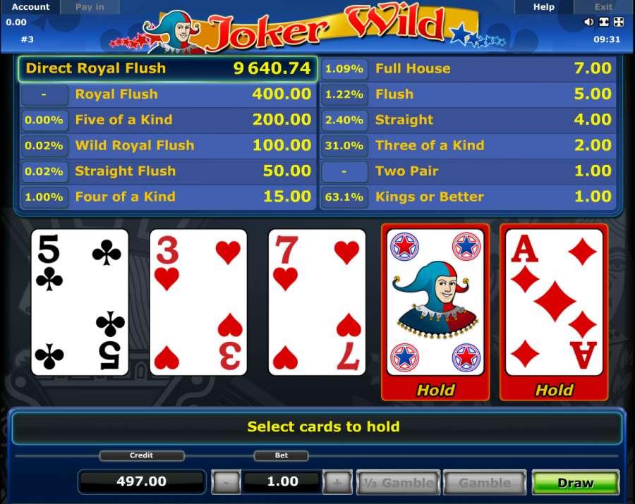 Blackjack odds against casino