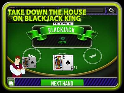 Facebook Blackjack