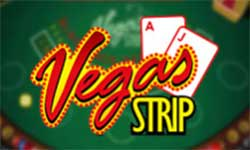 In Vegas Strip Blackjack the dealer must draw to all totals of 16 or less and stand on all totals of 17 to 21