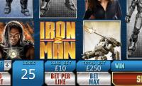 Iron Man 2 Slot Game