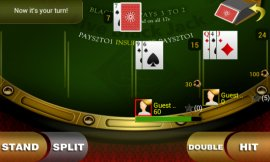 Live Blackjack 21 Pro – play Blackjack against large Online community