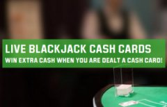 Live Blackjack promotion Unibet