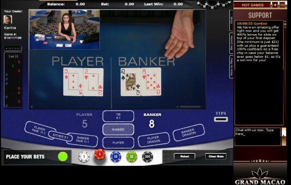 online casino blackjack rigged