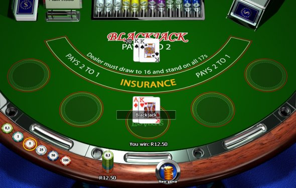Vegas Blackjack Rules